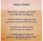 25  Best Ideas About Dance Teacher Gifts On Pinterest