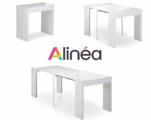 Alinea Console Extensible : table console extensible de 37cm 197cm 12 personnes ~ Teatrodelosmanantiales.com Idées de Décoration