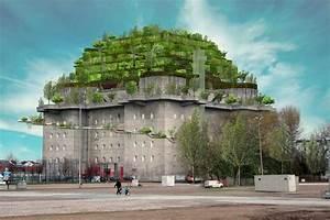 Urban Gardening Hamburg : german community bands together to convert old wwii bunker into a 39 green mountain 39 inhabitat ~ Frokenaadalensverden.com Haus und Dekorationen