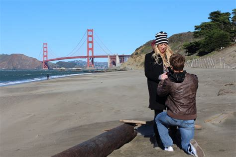 20 Amazing San Francisco Marriage Proposal Ideas