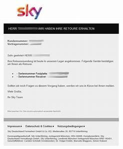 Zalando Rechnung Retoure : sky retoure r cksendeformular hier downloaden tipps ~ Themetempest.com Abrechnung