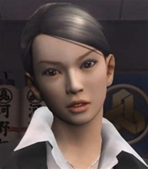 kaoru sayama voice yakuza  game   voice actors