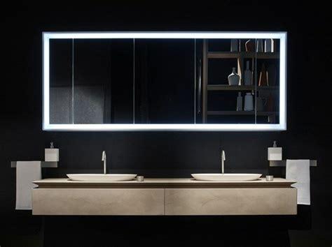 miroir salle de bain eclairant o 249 trouver le meilleur miroir de salle de bain avec 233 clairage