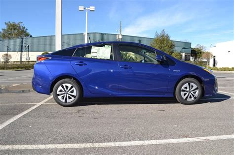 Clermont Toyota by 2018 Toyota Prius Model Info Clermont Toyota Hybrids
