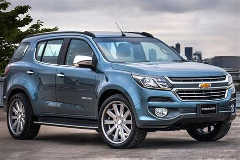 Why You Need To Save Money For Chevy Trailblazer?