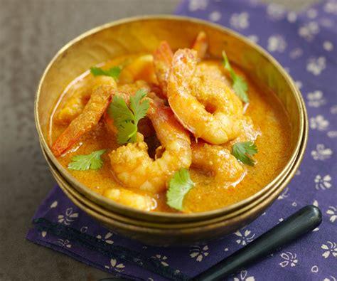 cuisine asiatique poulet curry de crevettes lait de coco recettes rapide cyril
