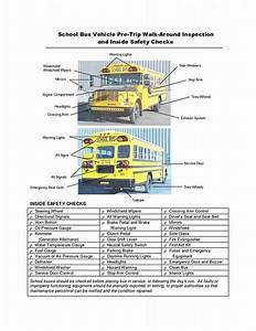 School Bus Pre Trip Inspection Under The Hood Diagram Image Result For School Bus Pre Trip