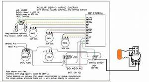 Adding Passive Circuit To An Aguilar Obp