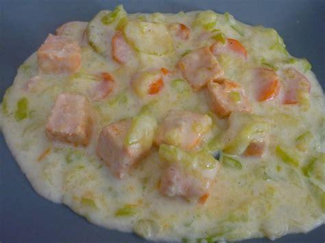 cuisiner les courgettes à la poele blanquette de saumon la kiwi zine la cuisine qui vous