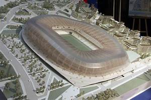 Wilmotte Et Associés : le futur olympic nice stadium de wilmotte et associ s ~ Voncanada.com Idées de Décoration