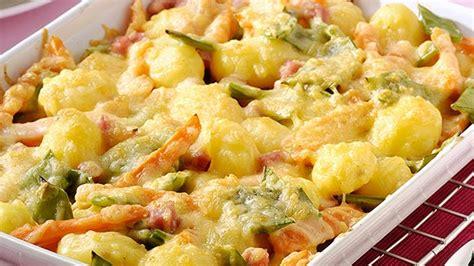 recette plat cuisiné plat cuisiné jambon pommes de terre et légumes arts et