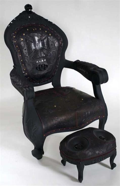 badass furniture  outlaw chair
