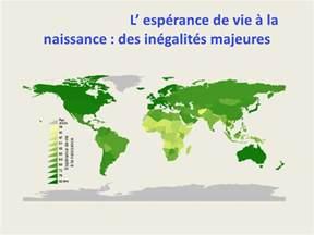 Espérance De Vie à La Naissance by Veille Et Alerte Sanitaire Dans Le Monde Ppt T 233 L 233 Charger