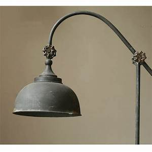 antique metal floor lamp 10721 free ship browse project With reclaimed metal floor lamp
