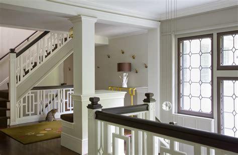eclectic modern tudor lda architecture  interiors