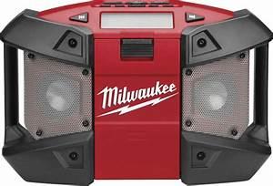 Milwaukee C12JSR-0 M12 Compact Jobsite Radio (body only