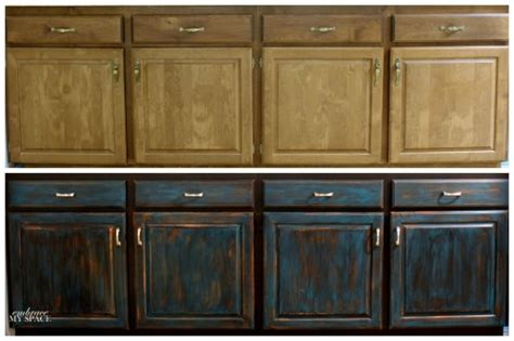 How To Paint And Distress Cabinets by Antiquing Furniture Tutorials Painted Furniture Ideas