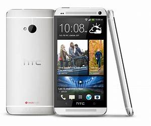 HTC One M7 32GB Android Smartphone for Sprint - Silver ...