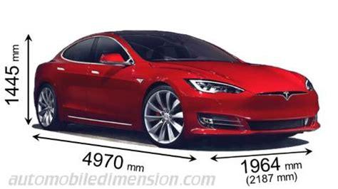 27+ Tesla 3 Dimensions Length Pics