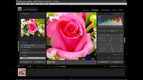 tutorial adobe photoshop lightroom color correction