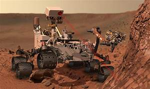 10 Cool Facts About The Mars Curiosity Rover | Astronomy ...