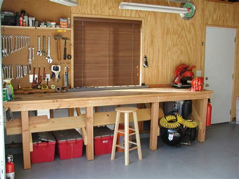building  workbench  good plans   page