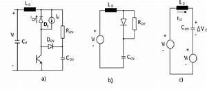 A   Surge Protection Circuit   B    C   Equivalent
