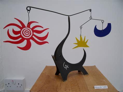 Calder Mobile Sculptures by Foster Cga A Artist Influence Calder