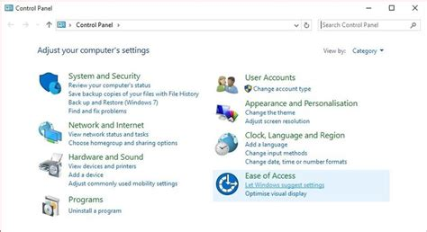 how to open panel in windows 10 tech advisor