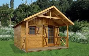 Abri De Jardin 3m2 : abris de jardin ossature bois ~ Dode.kayakingforconservation.com Idées de Décoration