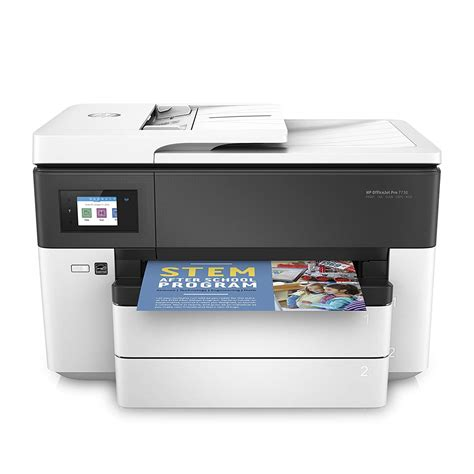 Create an hp account and register your printer; HP OfficeJet Pro 7730 Driver Downloads | Download Drivers Printer Free