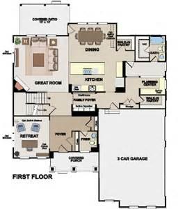 st single family home floor plan in brownsburg in ryland homes