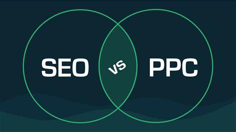 get seo seo vs ppc space studio