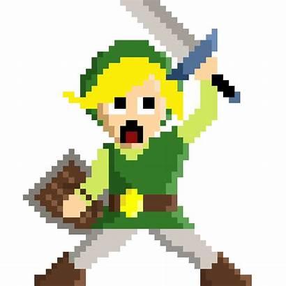 Link Artstation Pixel