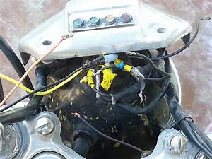 Help With 1989 883 Hugger Front End Wiring