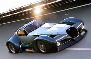 Bugatti 12.4 Atlantic Concept : Retour vers le futur