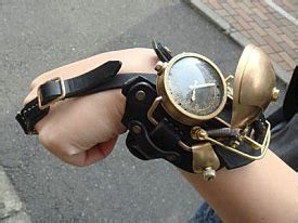 image steampunk wristwatch jpg steampunk crafts