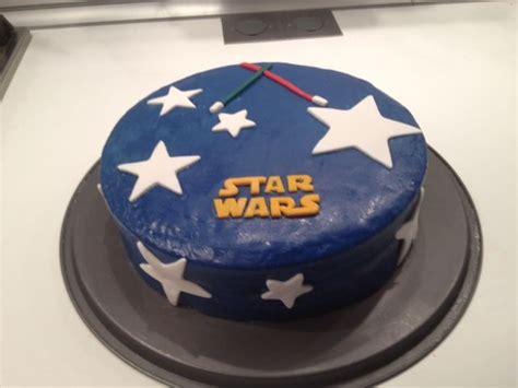 deco gateau anniversaire wars arts culinaires magiques