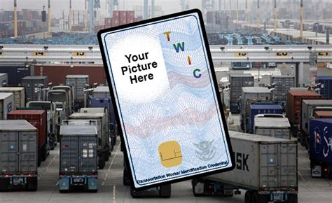 Enrolling for a twic card requires a visit to an enrollment center. ATA Applauds Advance in TWIC   Go By Truck Global News