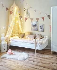 Mdchen Kinderzimmer Schlafen Wie Eine Prinzessin
