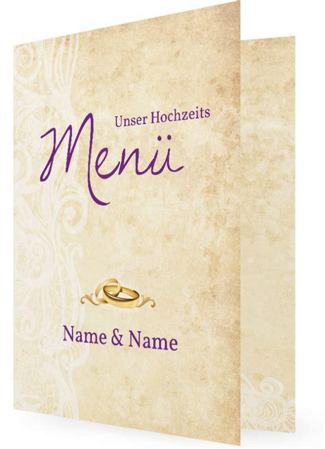 menuekarten vorlagen fuer hochzeit familieneinladungende