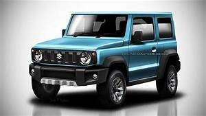 Suzuki Jimny 2018 Model : 2018 suzuki jimny leaked images go high res in colorful renders ~ Maxctalentgroup.com Avis de Voitures