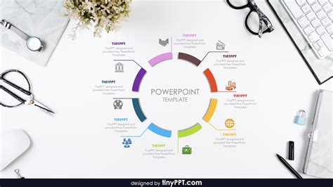 animated powerpoint templates   infographic