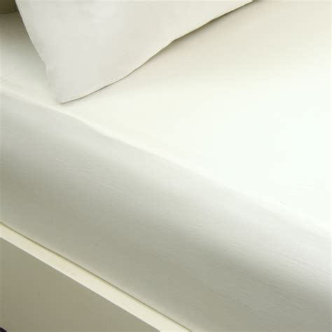 fitted silk sheet and pillowcase