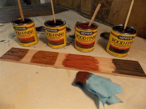 custom mixing stains minwax blog