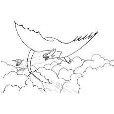 train  dragon coloring pages  printable