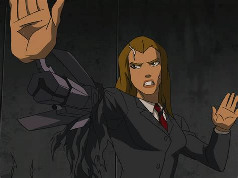 Mercy Graves Young Justice Wiki Fandom Powered Wikia