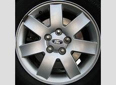 Mercury Montego 3580SR OEM Wheel 7G1Z1007B OEM