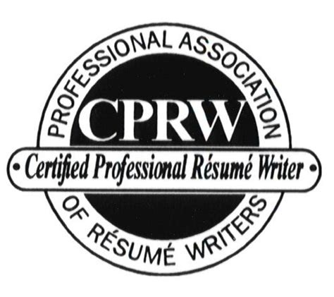 Certified Professional Resume Writer Cprw by Career Coaching Resume Writing Service Success Stories