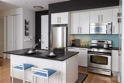 brilliant ideas  decorating small modern kitchens